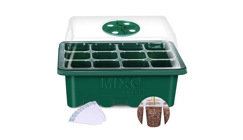 MIXC 10-Pack Seed Trays Seedling Starter Tray