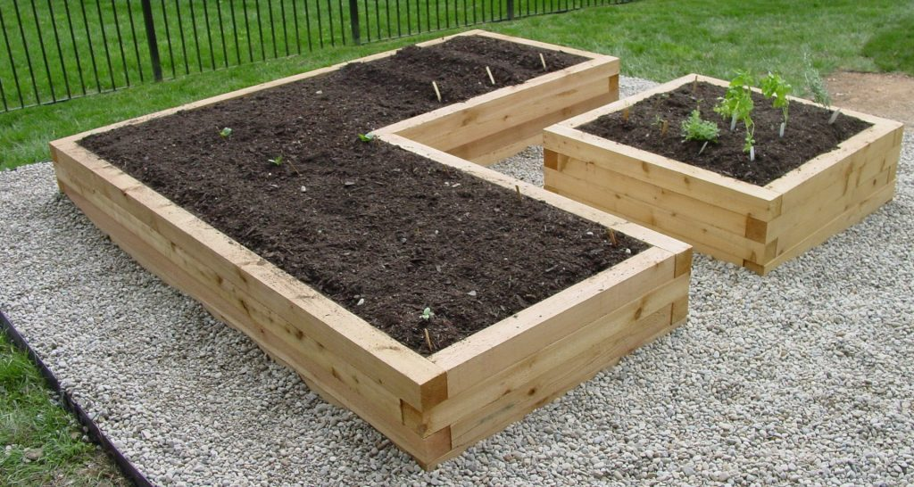 How To Fill A Raised Garden Bed Cheap